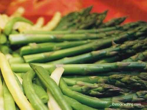 Nudelsalat mit grünem Spargel | Pasta & Nudeln