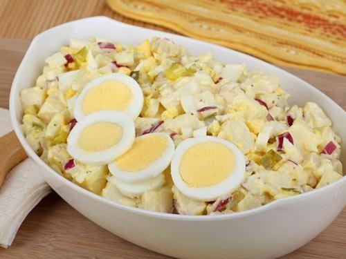 Kartoffelsalat, ganz einfach