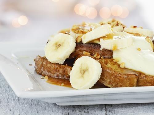 French Toast mit Banane