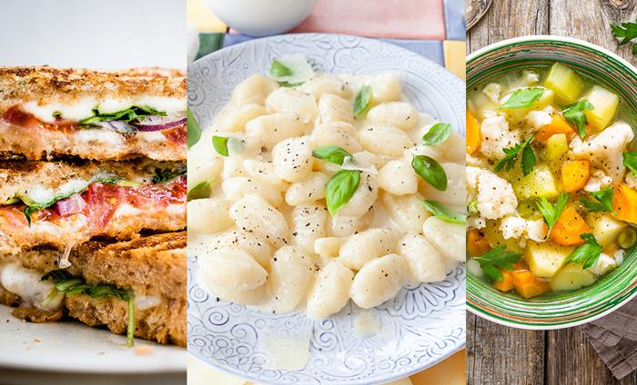 Schnelle Küche: 10 Minuten Rezepte